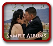 wedding albums pictures button link